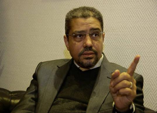 إبراهيم العربي رئيس غرفة القاهرة التجارية
