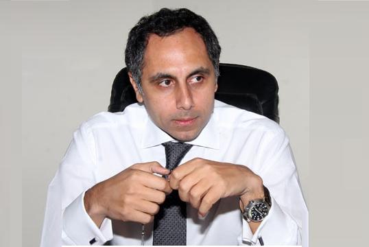 خالد نصير ، رئيس الجمعية المصريةالبريطانية للأعمال