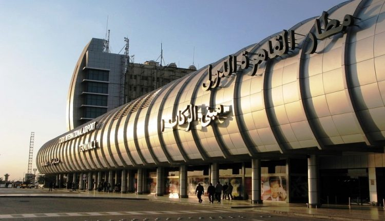 مطار القاهرة - مطار القاهرة الدولى