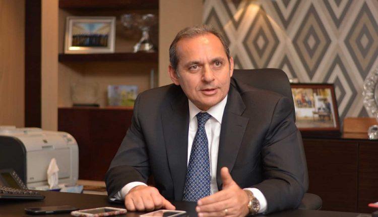 هشام عكاشة - رئيس البنك الأهلي المصري