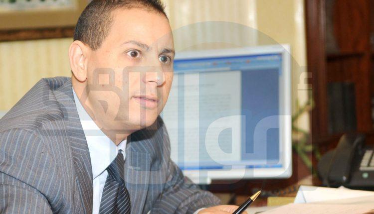د. محمد عمران رئيس هيئة الرقابة المالية - عقود التأجير التمويلى