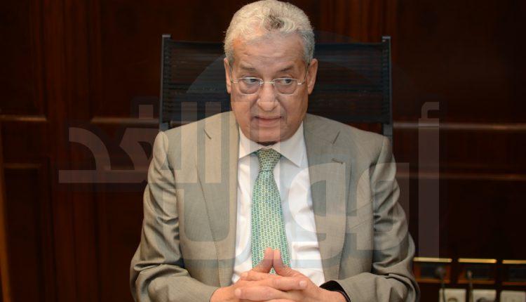 المهندس محسن صلاح، رئيس مجلس إدارة شركة المقاولون العرب