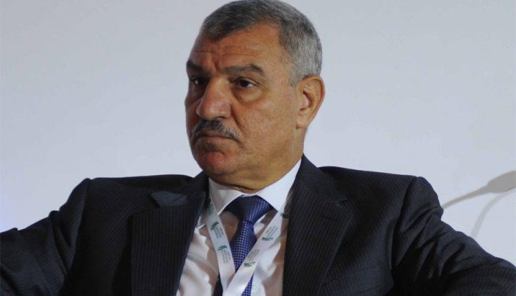 اسماعيل جابر رئيس هيئة الرقابة على الصادرات والواردات