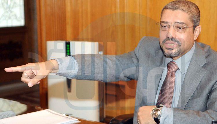 المهندس إبراهيم العربي رئيس غرفة القاهرة التجارية
