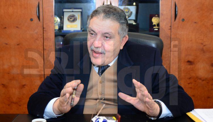 أحمد الوكيلرئيس اتحاد الغرف التجارية المصرية