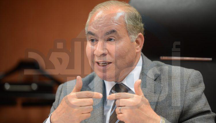 أحمد عارفين، العضو المنتدب لشركة المصرية تكافل ممتلكات