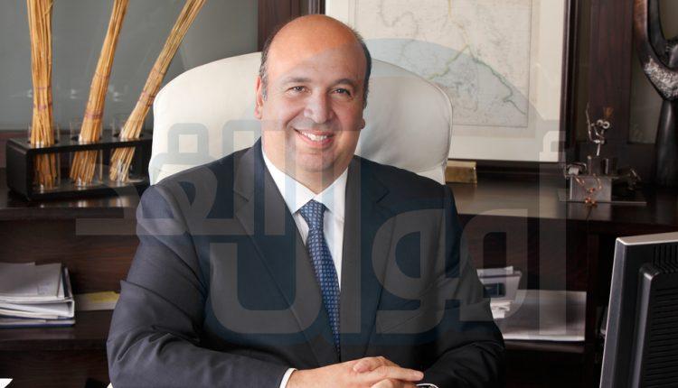 أحمد هيكل مؤسس ورئيس شركة القلعة