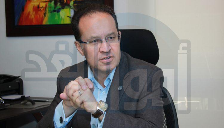 الدكتور أشرف دويدار، العضو المنتدب لشركة أرضك للتنمية والاستثمار العقاري