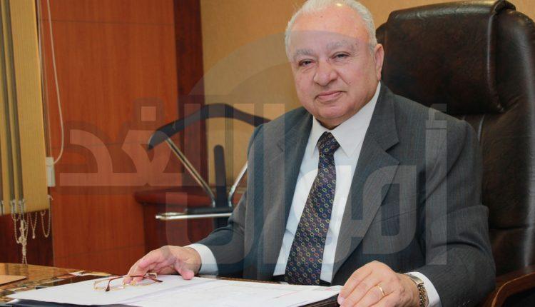 أنور ذكري ، العضو المنتدب للجمعية المصرية للتأمين التعاوني - CIS