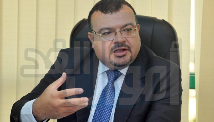 الدكتور أيمن الألفي، المدير التنفيذي لشركةجلوبال ادفايس للوساطة في التأمين - المصرية الإماراتية لتأمينات الحياة