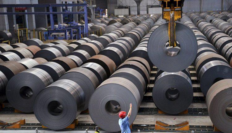 صورة ارشيفية - الحديد والصلب - العز الدخيلة - مبيعات الحديد والصلب