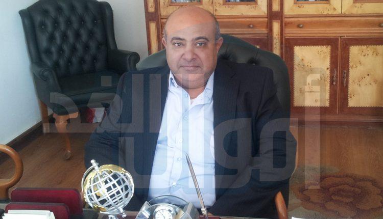 سامح ثابت، العضو المنتدب لشركة الفرعونية للوساطة التأمينية