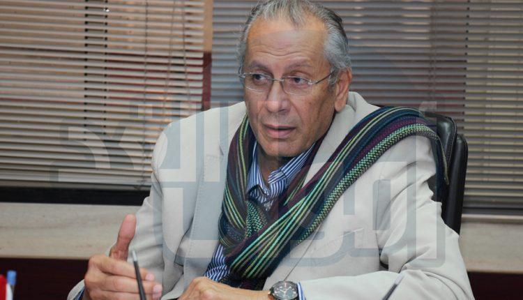سمير فتحى، الرئيس التنفيذى لشركة إيماك للمقاولات