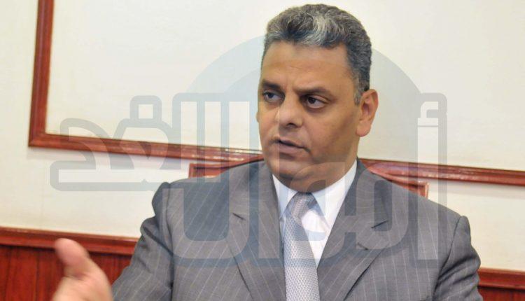 علاء الزهيري - رئيس الاتحاد المصري للتأمين GIG