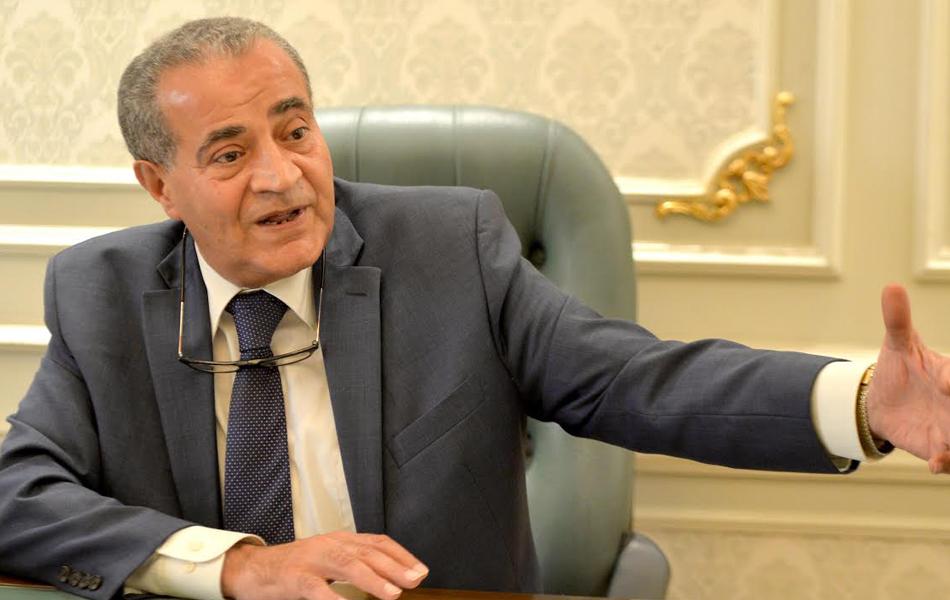 وزير التموين : عقد أولى الإجتماعات التحضيرية لمعرض أهلا رمضان الأسبوع الجاري - أموال الغد