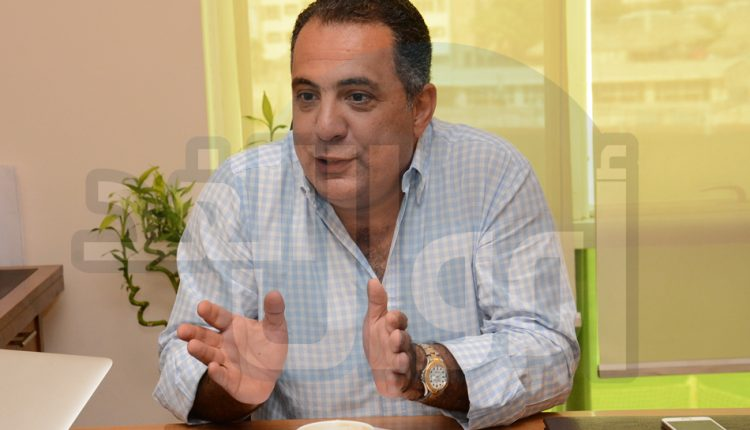 المهندس ماجد حلمي ، الرئيس التنفيذي لشركة وادي دجلة القابضة