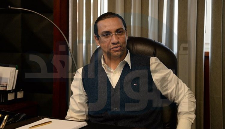 المهندس محمد جاب الله، رئيس شركة إيجي جاب القابضة