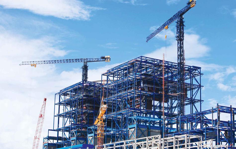 التشييد والبناء 27 شركة مقاولات أجنبية تدخل للعمل بمشروعات