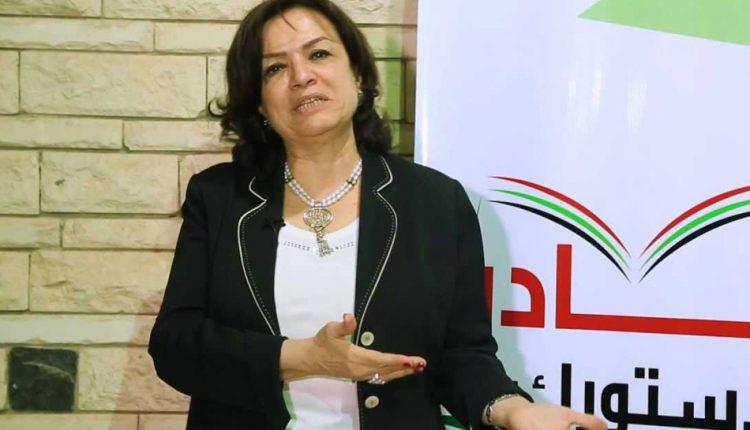 منى ذو الفقار رئيس مجلس إدارة الاتحاد المصري للتمويل متناهي الصغر