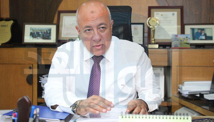 يحيى أبو الفتوح نائب رئيس البنك الأهلي المصري