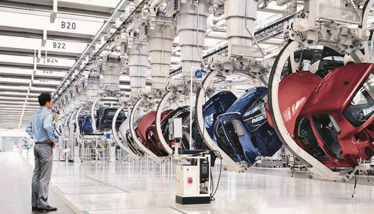 استراتيجية صناعة السيارات