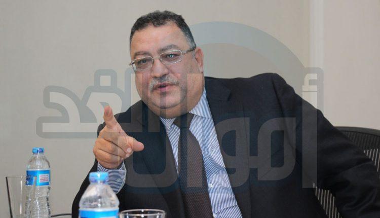 محمد ماهر، نائب رئيس مجلس إدارة شركة برايم القابضة للاستثمارات المالية