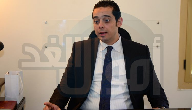 نهاد عادل ، رئيس شركة B2B للتسويق العقاري