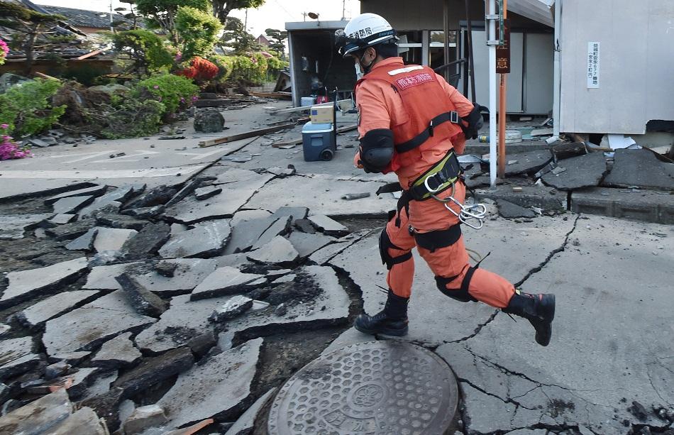 قتلى وجرحى في زلزال بالصين فجر اليوم - أموال الغد