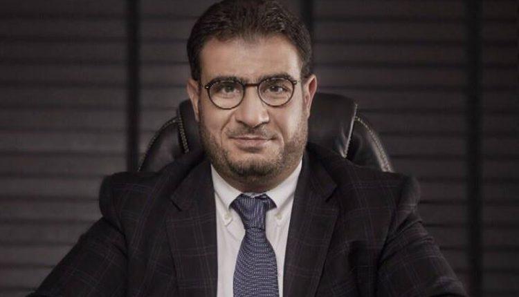 طارق الجيوشي رئيس مجلس إدارة مجموعة الجيوشي للصلب