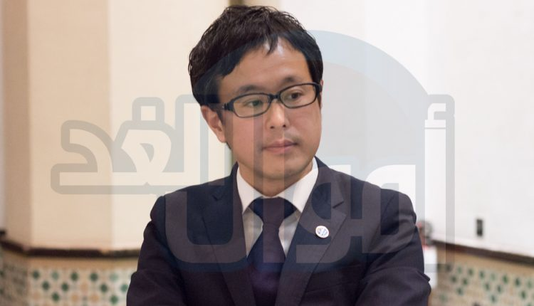 أتسوشي ياماكاجي، العضو المنتدب لـ طوكيو مارين جينرال تكافل - مصر