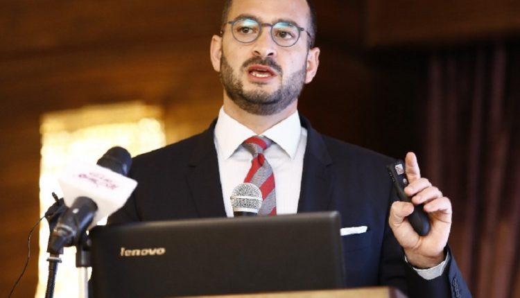 د. رياض أرمانيوس رئيس شركة ايفا فارما للأدوية
