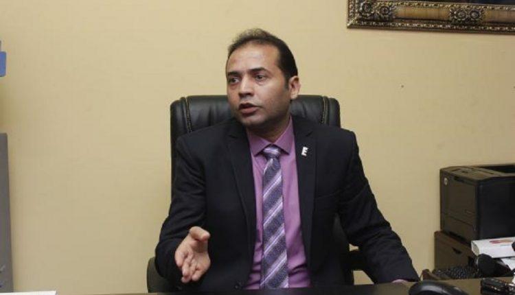 المهندس إيهاب سعيد رئيس شعبة الاتصالات بغرفة القاهرة التجارية