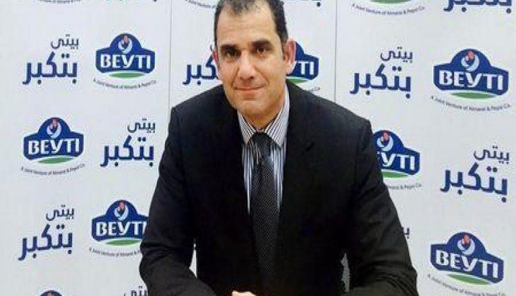 محمد بدران، الرئيس التنفيذي والعضو المنتدب للشركة الدولية لمشروعات التصنيع الزراعي - بيتي