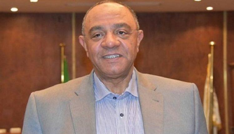 عادل ناصر رئيس غرفة الجيزة التجارية