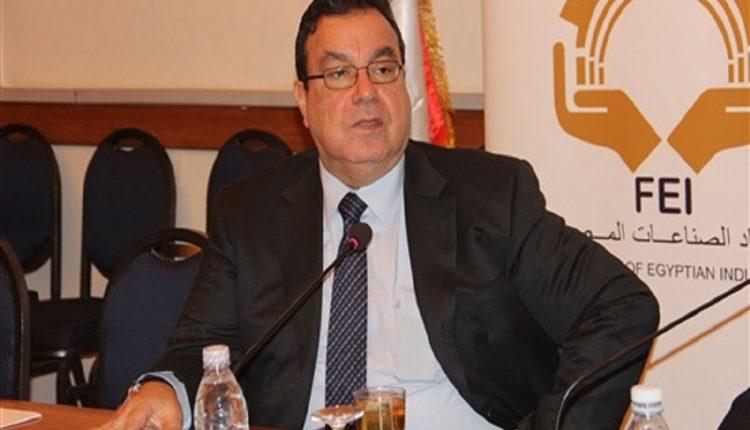 محمد البهي رئيس لجنة الضرائب والجمارك باتحاد الصناعات