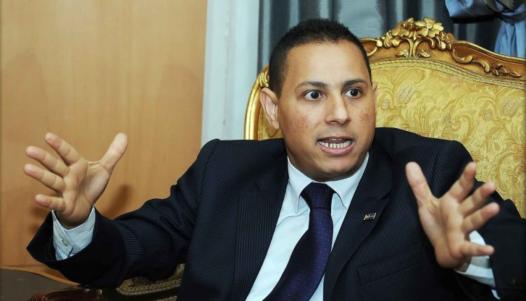 الدكتور محمد عمران، رئيس الهيئة العامة للرقابة المالية