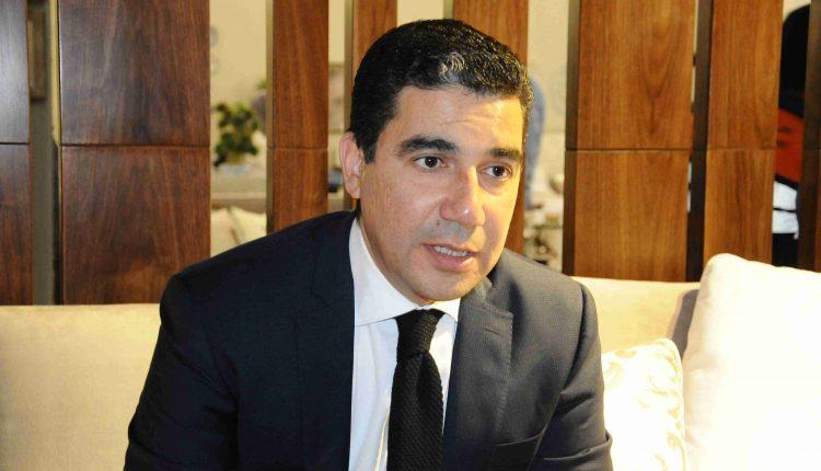 المهندس إيهاب درياس رئيس المجلس التصديري للأثاث