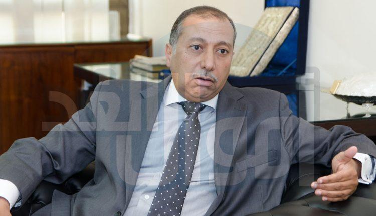 حسن حسين، رئيس شركة التعمير للتمويل العقاري –الأولي