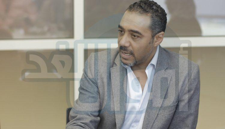 أيمن عصام رئيس العلاقات الخارجية في فودافون مصر