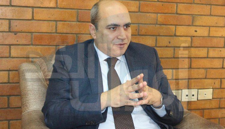 المهندس عمرو أبو فريخة رئيس المجلس التصديري للصناعات الهندسية