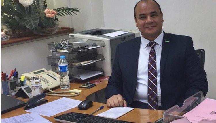 جمعة زكي، مدير مكتب المركزية لإعادة التأمين بالقاهرة