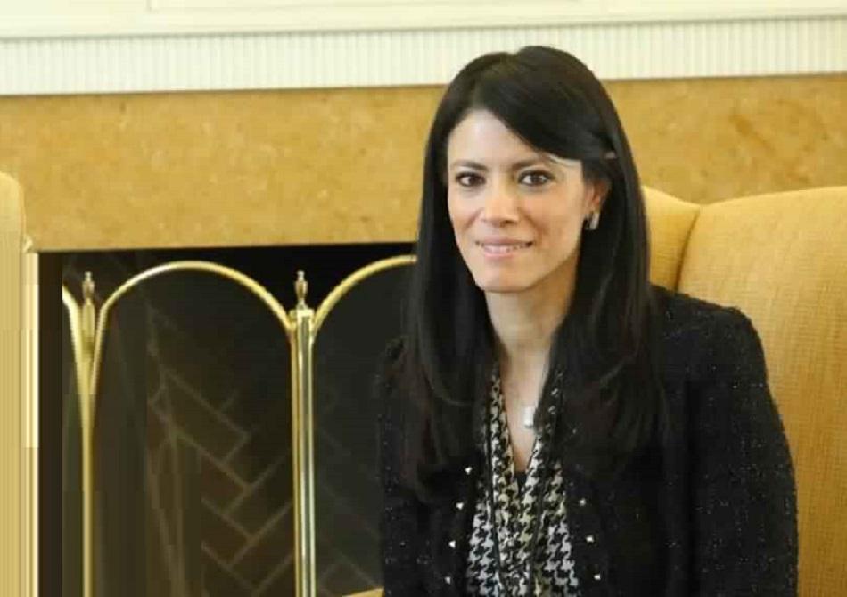 رانيا المشاط ، وزيرة السياحة
