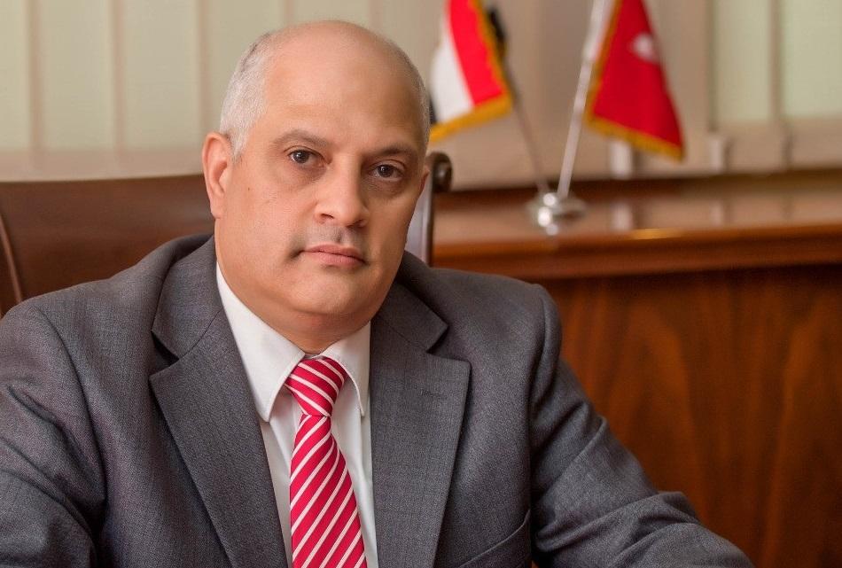 حسين عطا الله رئيس مصر للتأمين