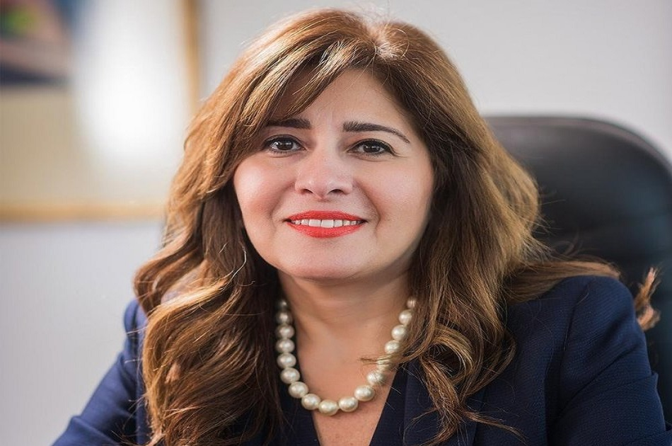 ريم أسعد الرئيس التنفيذي لشركة راية لمراكز الاتصال