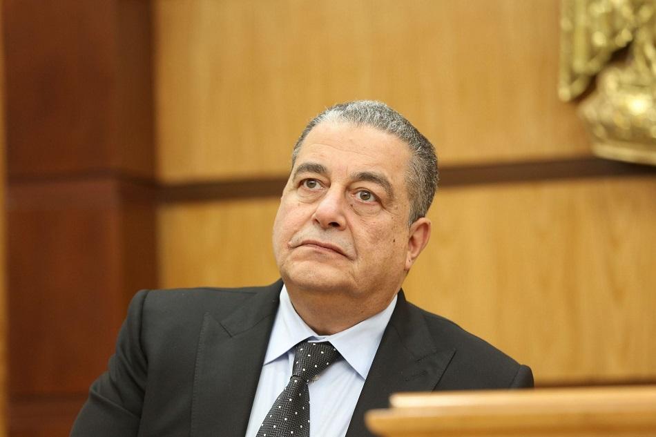 ياسين منصور، رئيس مجلس إدارة بالم هيلز للتعمير
