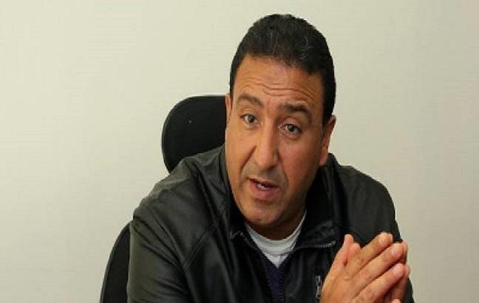 خالد الحسيني ، المتحدث الرسمي لشركة العاصمة الإدارية للتنمية العمرانية
