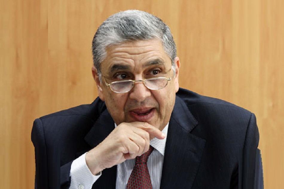 الدكتورمحمد شاكر وزير الكهرباء