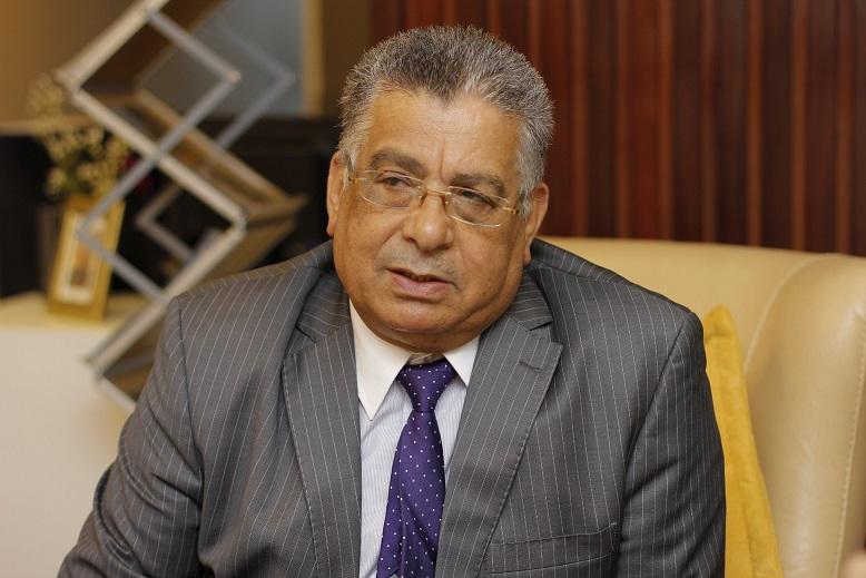 محمود العدل ، رئيس شركة MBG للتطوير العقاري