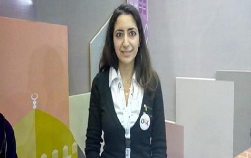 دينا جبران ، المدير الإقليمي لشركة أوليكس مصر