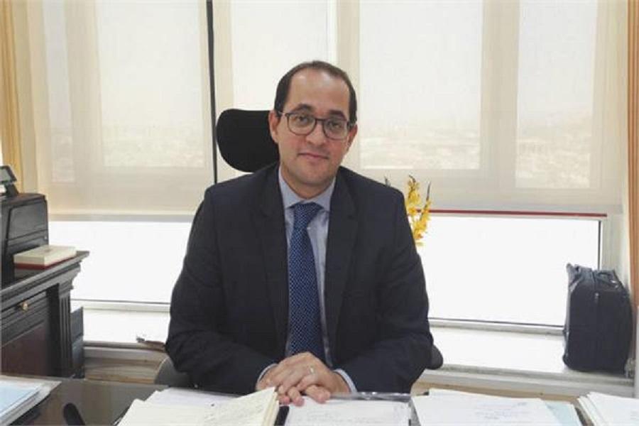 أحمد كوجك نائب وزير المالية للسياسات المالية